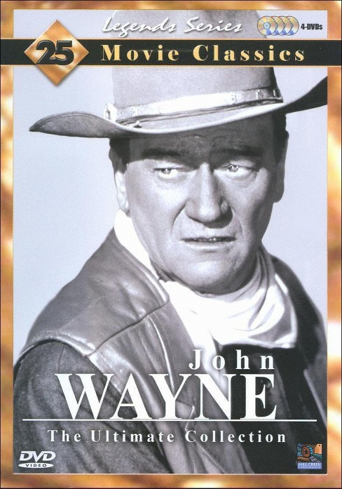 John Wayne: The Ultimate Collection [4 Discs] - image 1 of 1