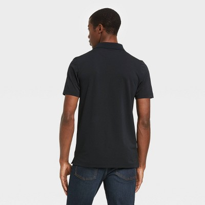 Black Polo Shirt : Target