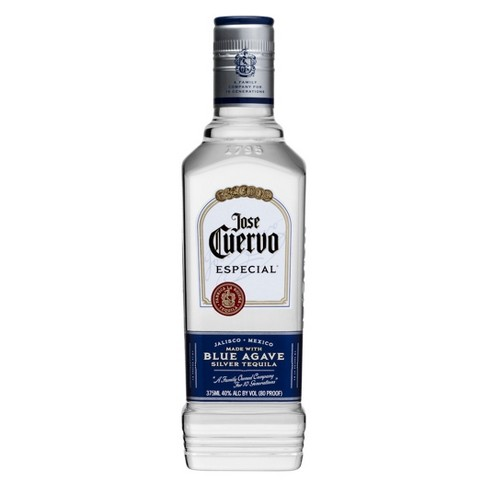 Jose Cuervo Silver Tequila - 375ml Bottle - image 1 of 1