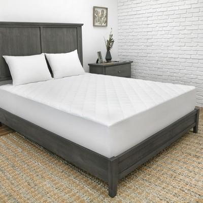 SensorPEDIC CoolMAX 300 Thread Count Cotton-Rich Mattress Pad