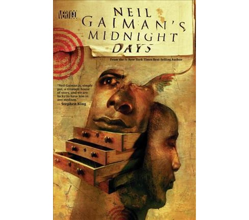 Neil Gaiman's Midnight Days (Paperback) - image 1 of 1