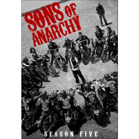 Sons of Anarchy: Season 5 (4 Discs) (Widescreen) - image 1 of 1