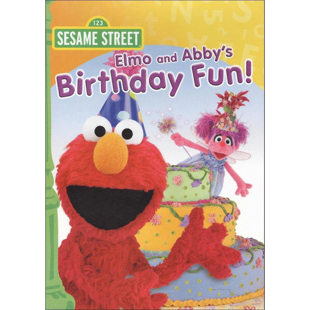 Sesame Street: Elmo and Abby's Birthday Fun!