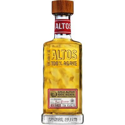 Altos Reposado Tequila - 750ml Bottle