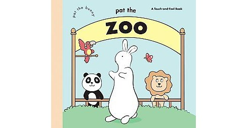 Pat the Zoo (Hardcover) - image 1 of 1