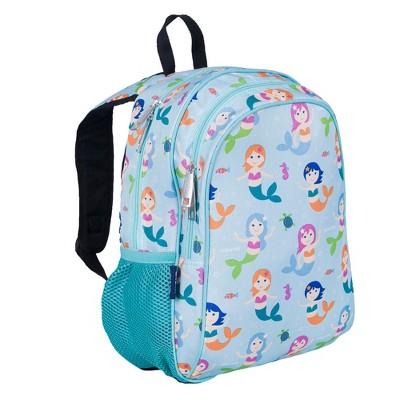 Wildkin Mermaids 15 Inch Backpack