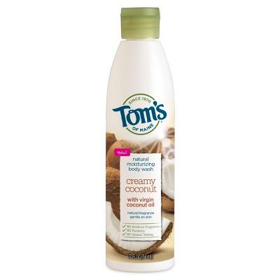 Body Washes & Gels: Tom's of Maine Moisturizing