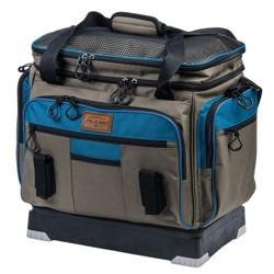 Plano Hydro Flo M Series Hanging Fishing Gear Bait Tackle Storage Bag, Green