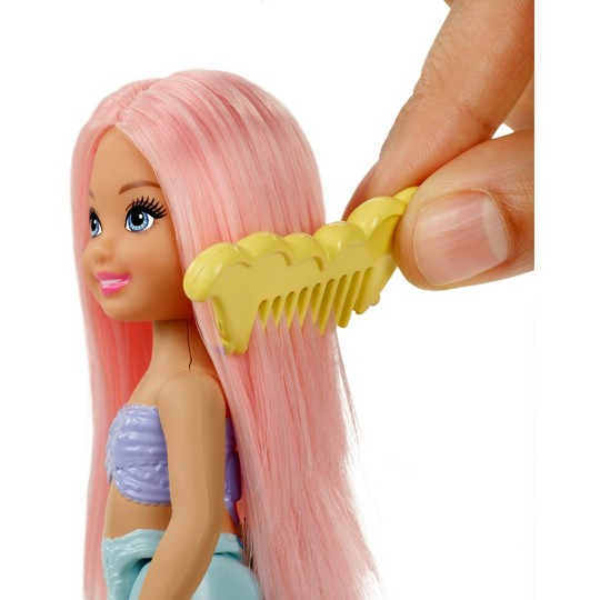 Barbie Chelsea Mermaid Playground Playset image number null