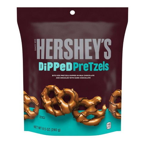Hershey's Dipped Pretzels - 8.5oz - image 1 of 4