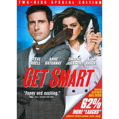 Get Smart (WS) (Special Edition) (2 Discs) (dvd_video) - image 1 of 1