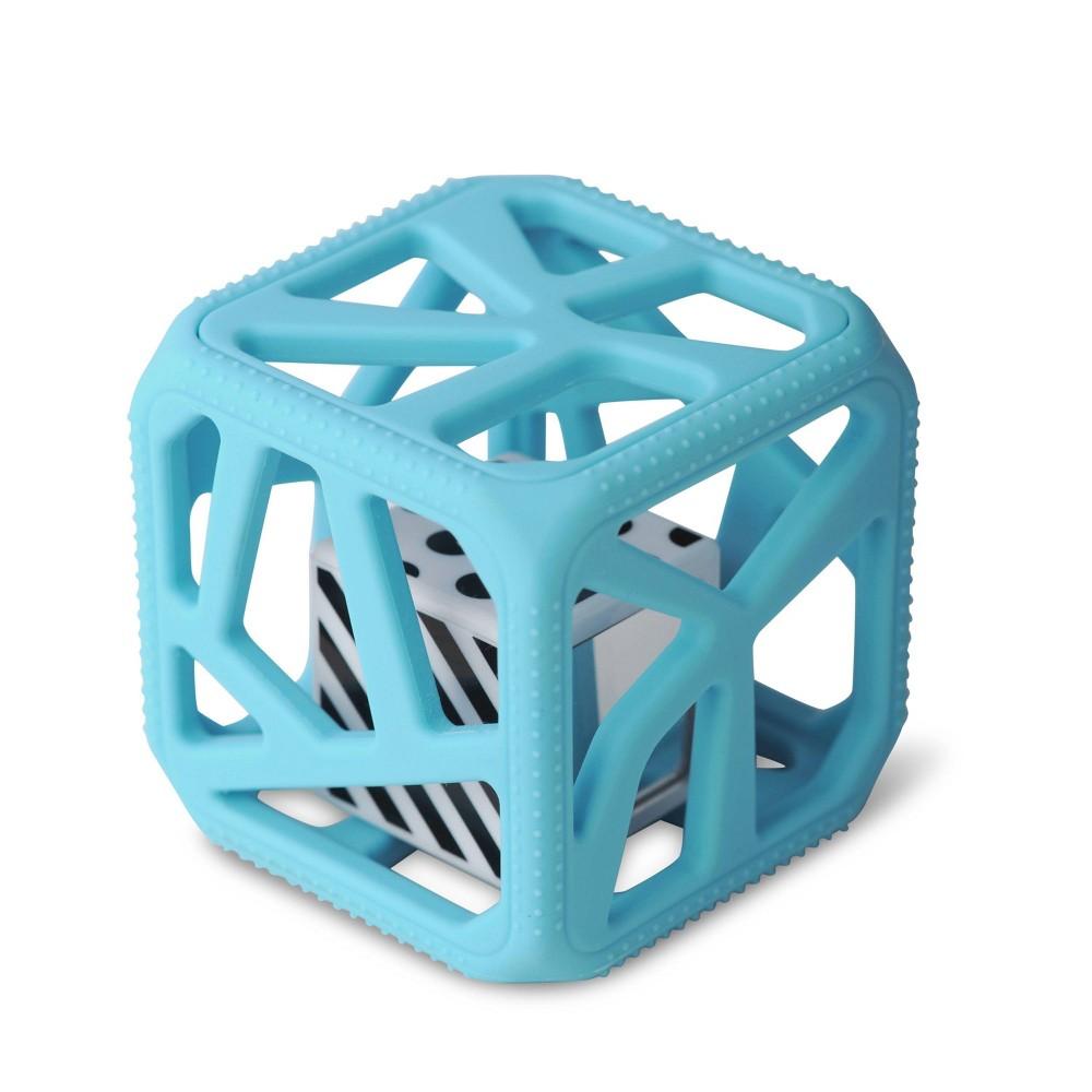 Image of Malarkey Kids Chew Cube - Blue
