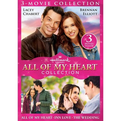 All of My Heart Triple All Of My Heart/Inn Love/The wedding (DVD)