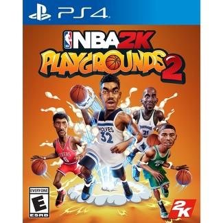 NBA 2K: Playgrounds 2 - PlayStation 4