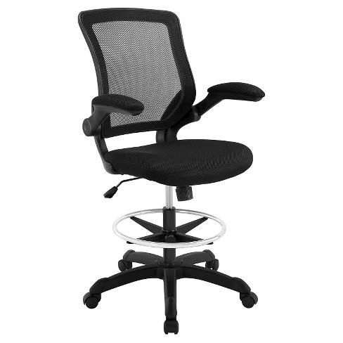 Drafting Stool - Modway Furniture - image 1 of 4