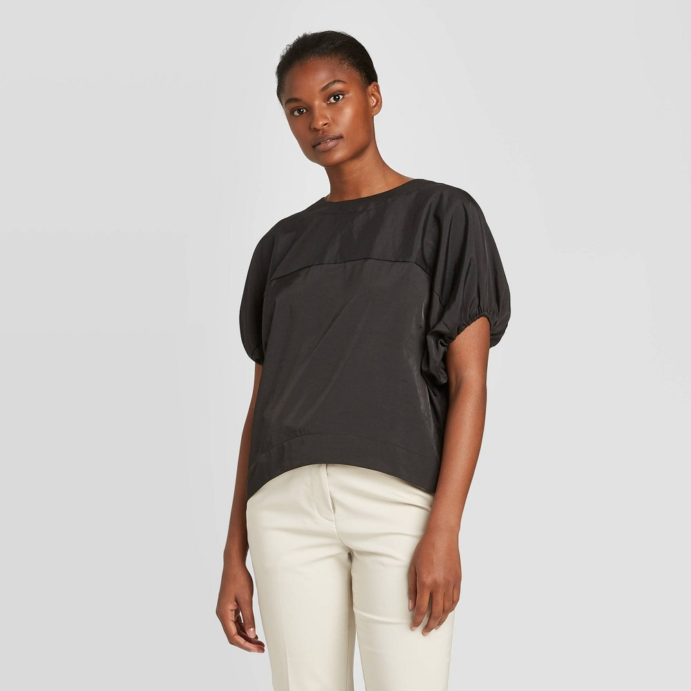 Women's Short Sleeve Blouse - Prologue Black XL was $24.99 now $17.49 (30.0% off)