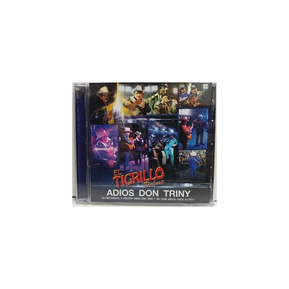Tigrillo Palma & Adios Don Triny - Tigrillo Palma / Adios Don Triny (CD)