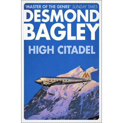High Citadel - by  Desmond Bagley (Paperback) - image 1 of 1