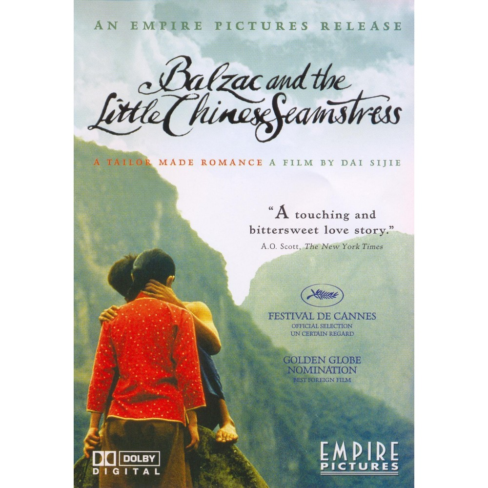 Balzac and the little chinese seamstr (Dvd)