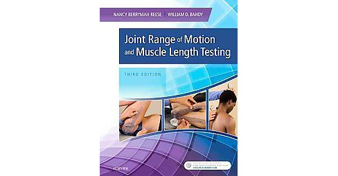 Joint Range of Motion and Muscle Length Testing (Paperback) (Nancy Berryman, Ph.D. Reese) - image 1 of 1