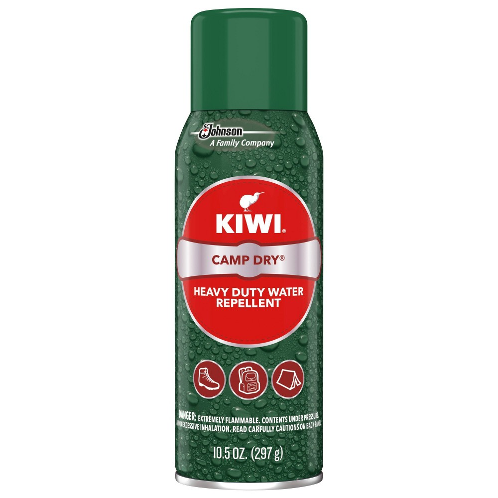 Image of KIWI Camp Dry Heavy Duty Water Repellant 10.5oz, Kids Unisex, Clear