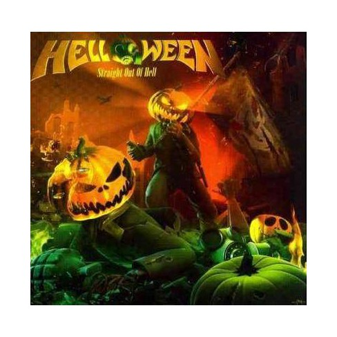 Helloween - Straight Out Of Hell (CD) - image 1 of 1