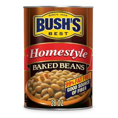 Bush's Homestyle Baked Beans - 28oz