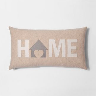 HOME Oversize Lumber Throw Pillow - Threshold™
