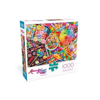 Buffalo Games Aimee Stewart: Candylicious Jigsaw Puzzle - 1000pc