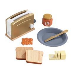 KidKraft Toaster Set Modern Metallics