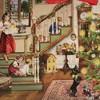 "Christmas 15.0"" Victorian Christmas Eve Advent Calendar  -  Advent Calendar - image 3 of 3"