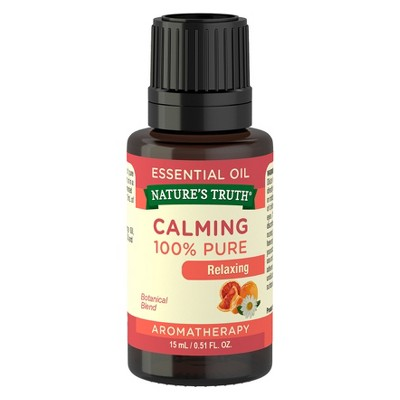 Nature's Truth Calming Aromatherapy Essential Oil - 15mL