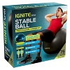 Ignite by SPRI Stable Ball Kit - image 2 of 3