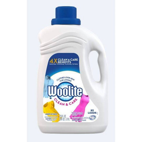 Woolite Gentle Cycle Detergent - 125oz - image 1 of 3