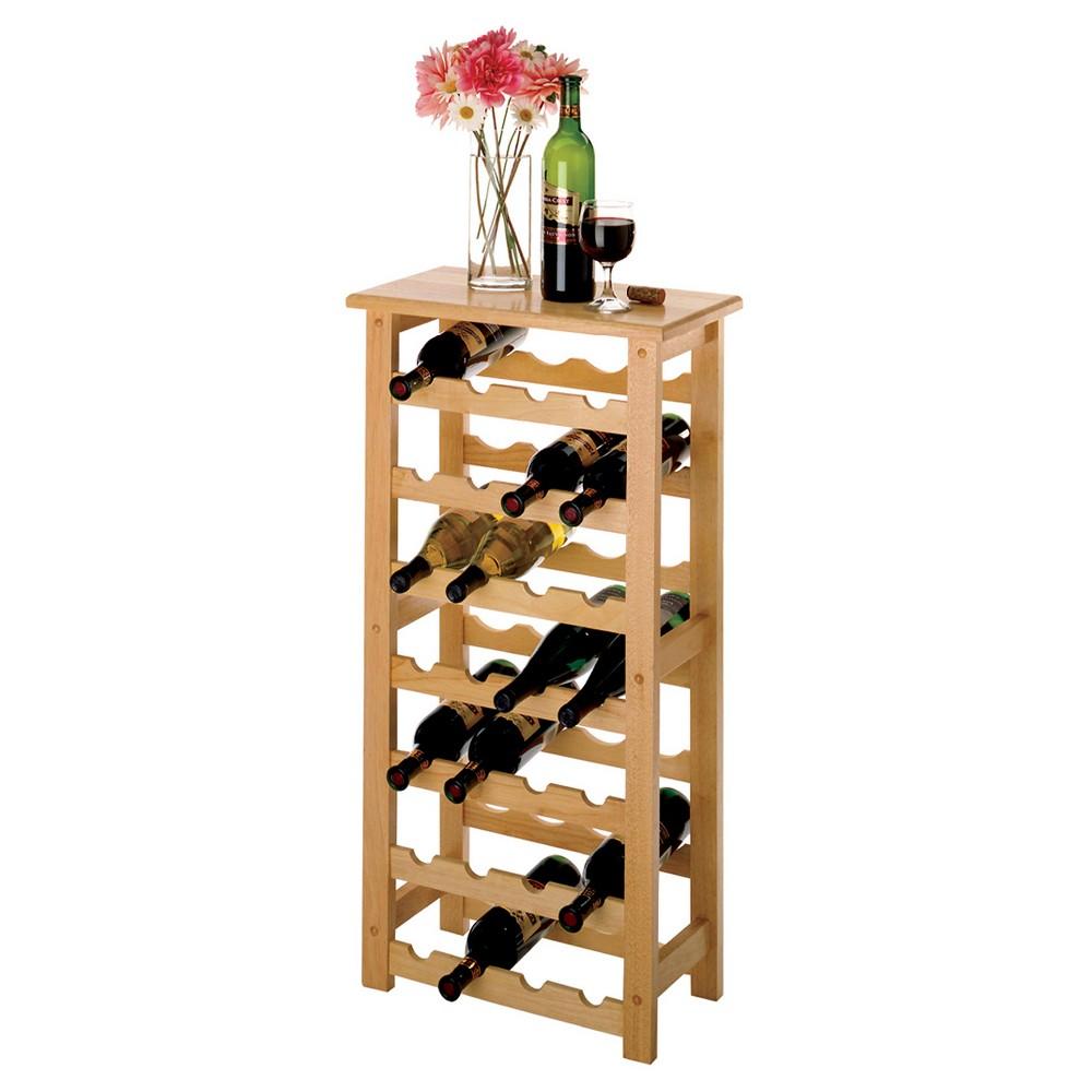 Napa Wine Rack - Beech - Winsome, Wood