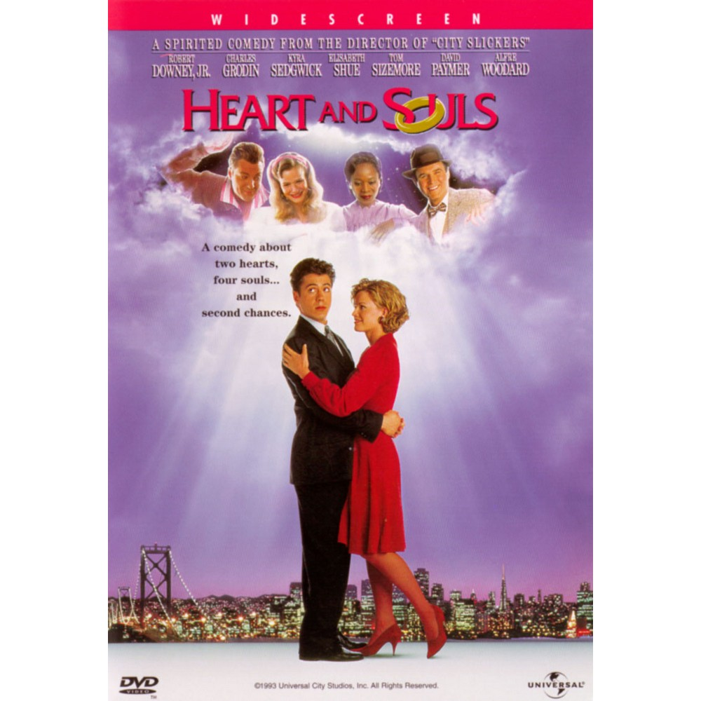 Heart And Souls (Dvd), Movies