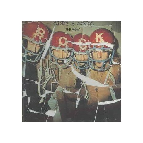 The Who - Odds & Sods (CD) - image 1 of 1