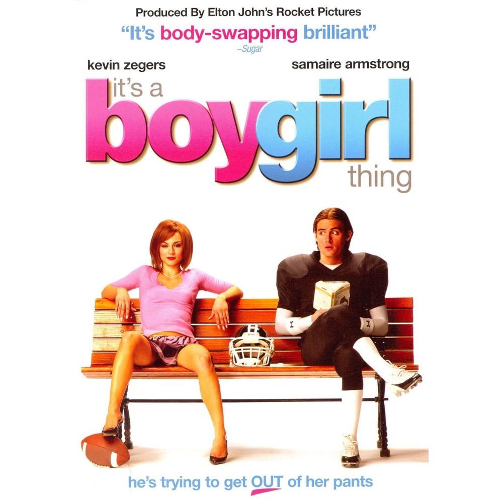 It's a boy girl thing (Dvd) It's a boy girl thing (Dvd)