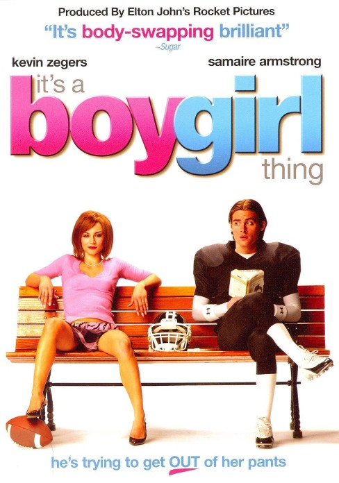 It's a boy girl thing (DVD) - image 1 of 1