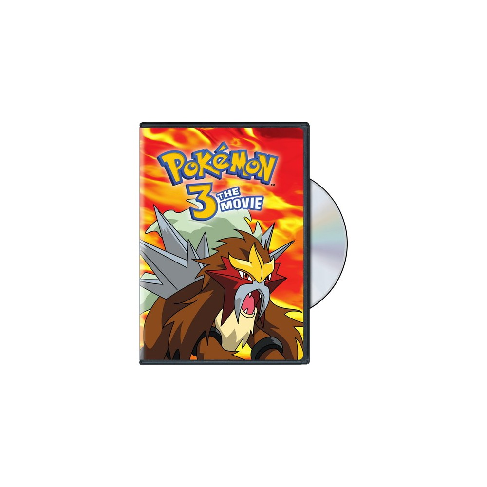 Pokemon The Movie 3: Spell of the Unown Dvd