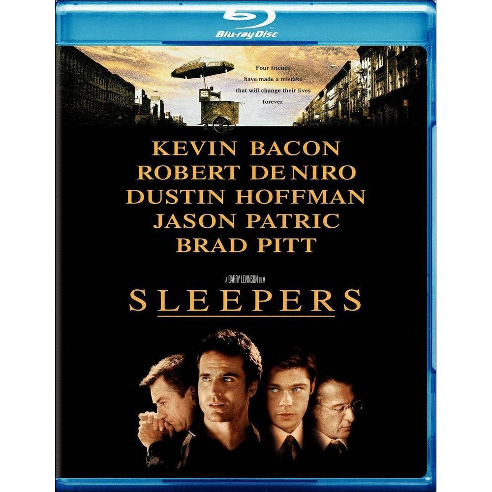 Sleepers (Blu-ray), Movies