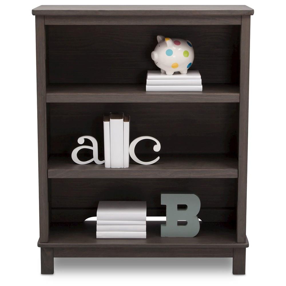 Simmons Kids SlumberTime Monterey Bookcase/Hutch - Rustic Gray