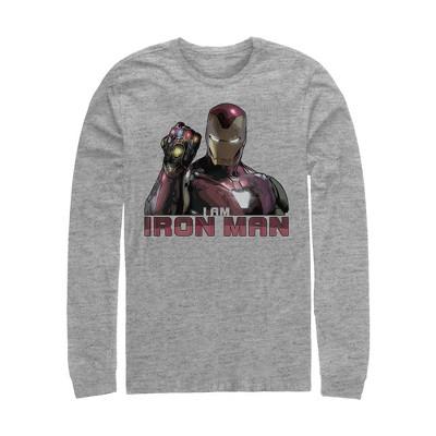 MARVEL T-Shirt Avengers Captain America Ironman Infinity War Flash Mens Top