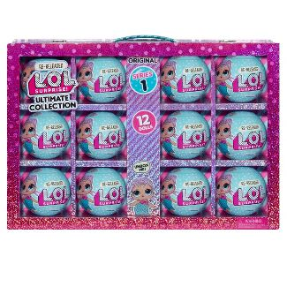 L.O.L. Surprise! S1 Ultimate Collection Merbaby 12 Re-released Dolls