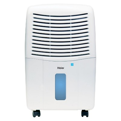 Haier - Energy Star 50 Pint Electronic Dehumidifier, HEH50ET-T