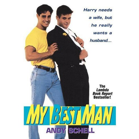 My Best Man - by  Andy Schell (Paperback) - image 1 of 1