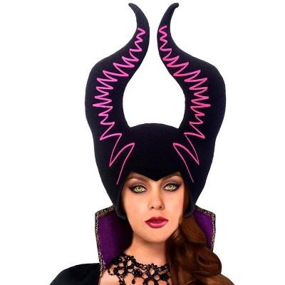 Funky Fresh Evil Horns Adult Foam Costume Hat