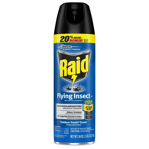 Raid Outdoor Fresh Flying Insect