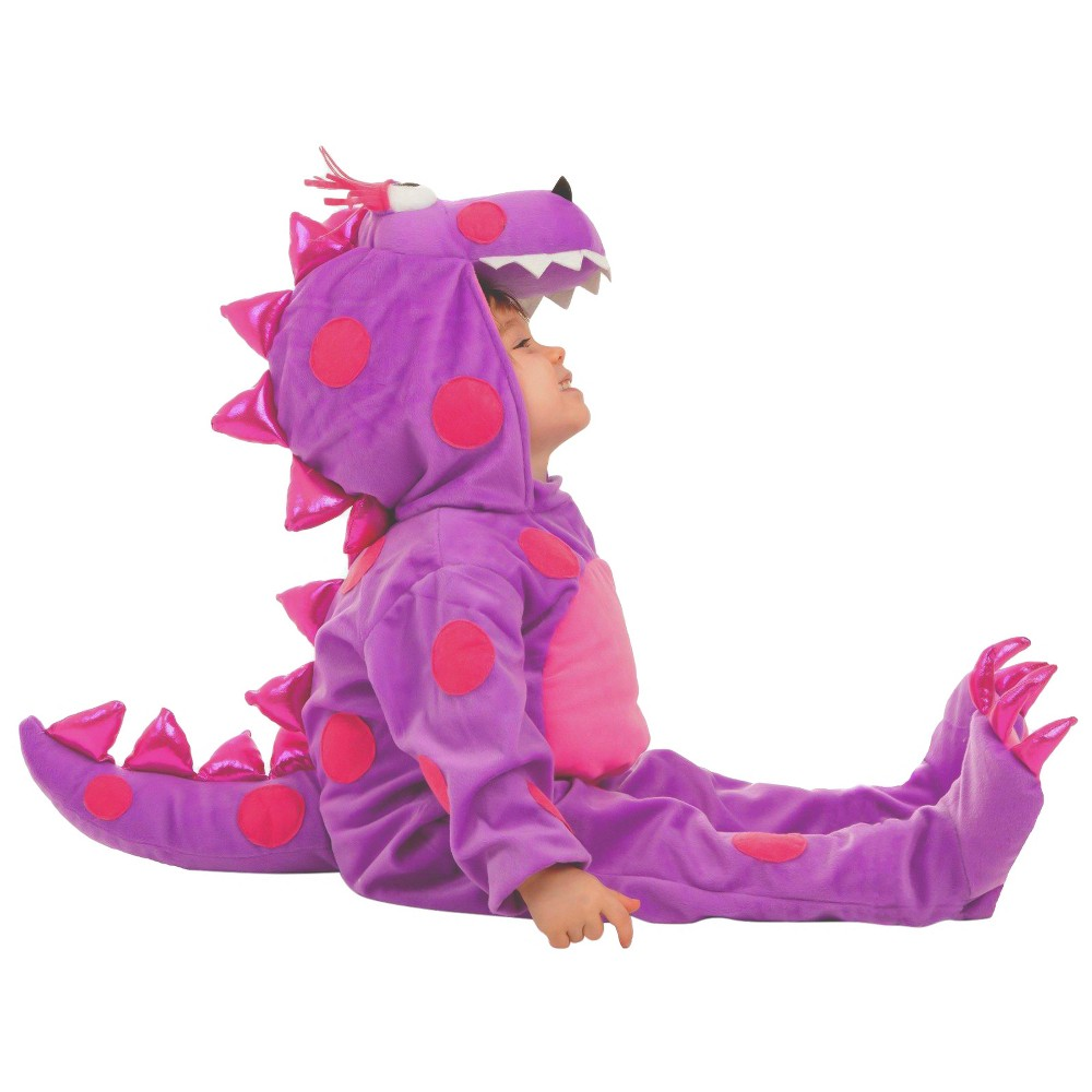 Toddler Teagan the Dragon Costume 18M-2T, Toddler Unisex, Multicolored