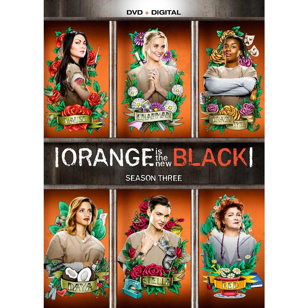 Orange Is The New Blackk: Season 3 (Dvd)